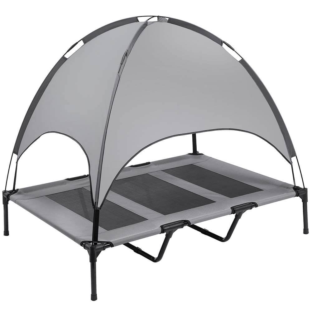 SUPERJARE Outdoor Dog Canopy