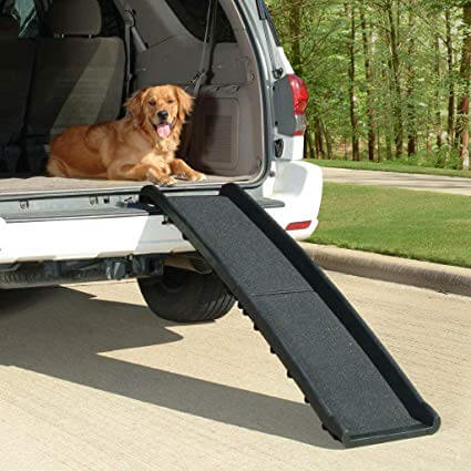 petsafe solvit ultralite bi0fold pet ramp on amazon