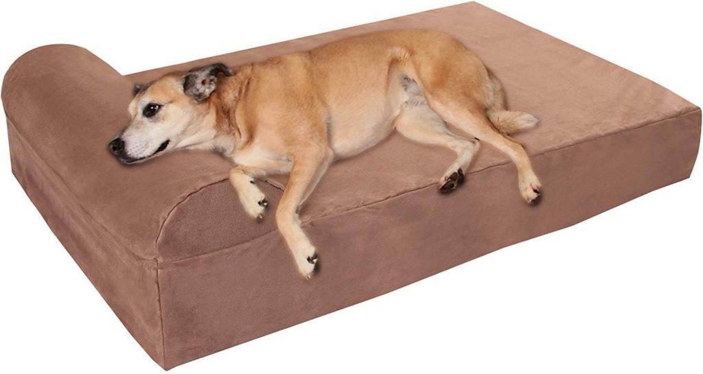 Big Barker Pillow Top Dog