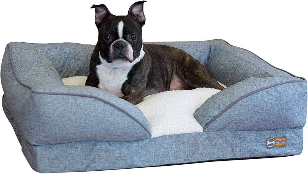 KH Pet Products Pillow Top Dog Small