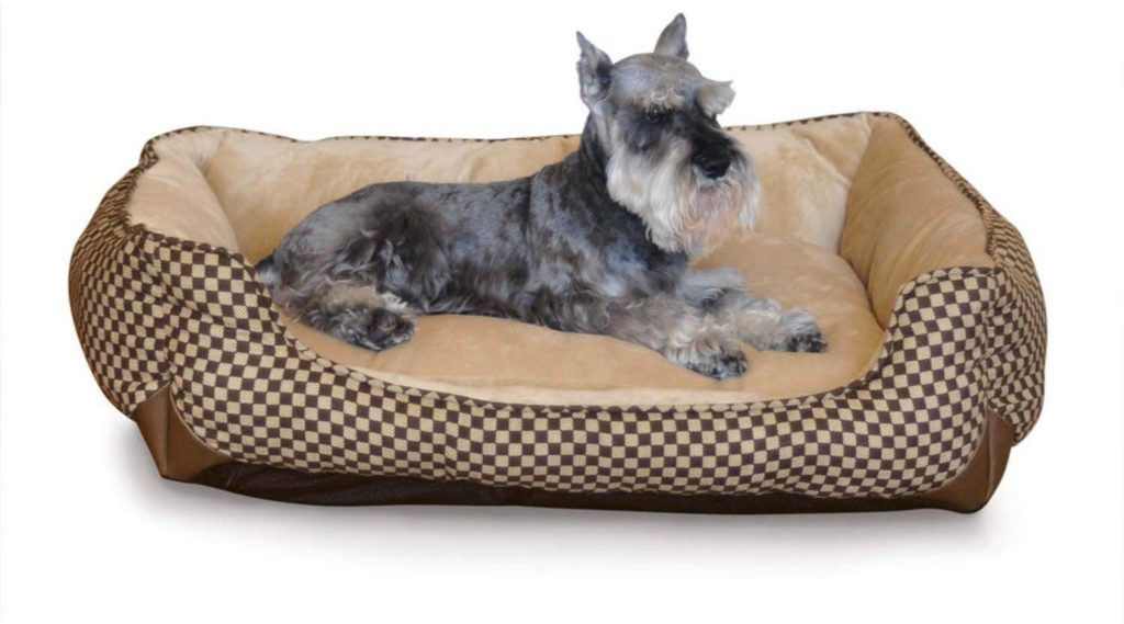 KH Self Warming Lounge Dog