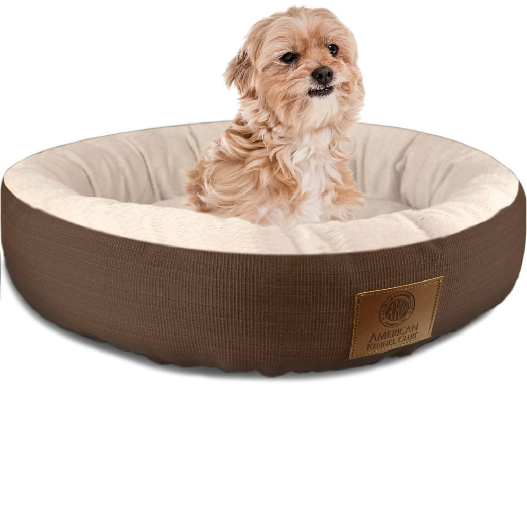 american kennel club solide pet bed