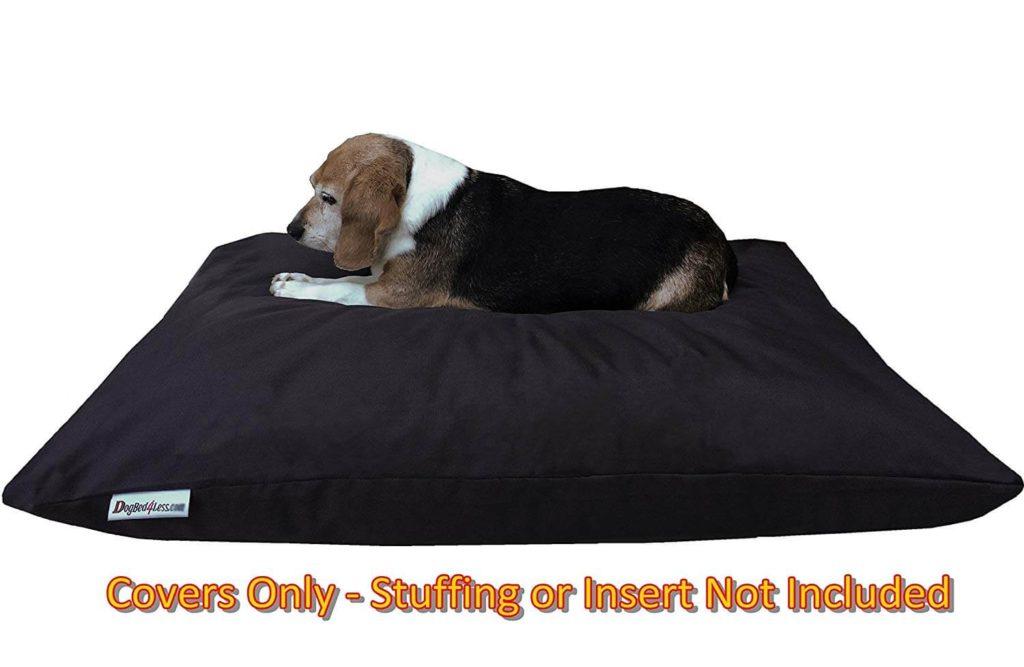 dogbed4less DIY pet pillow covers