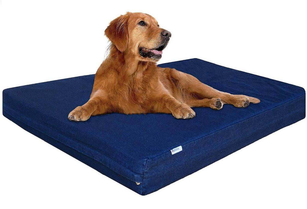 dogbed4less orthopedic gel memory foam