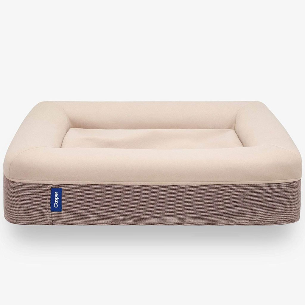 Casper Dog Bed Sand