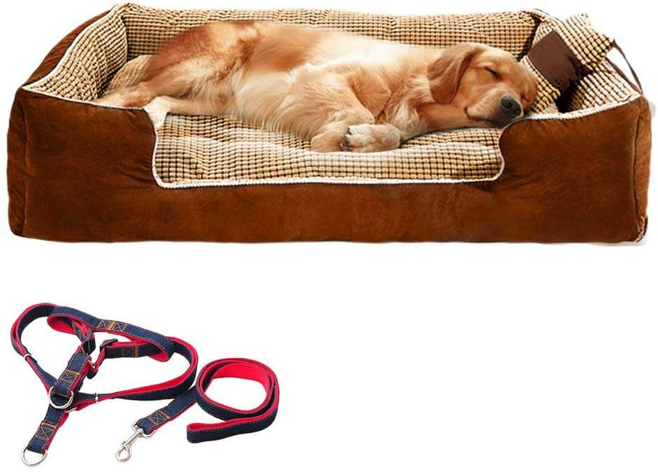 Topmart Large Dog Bed