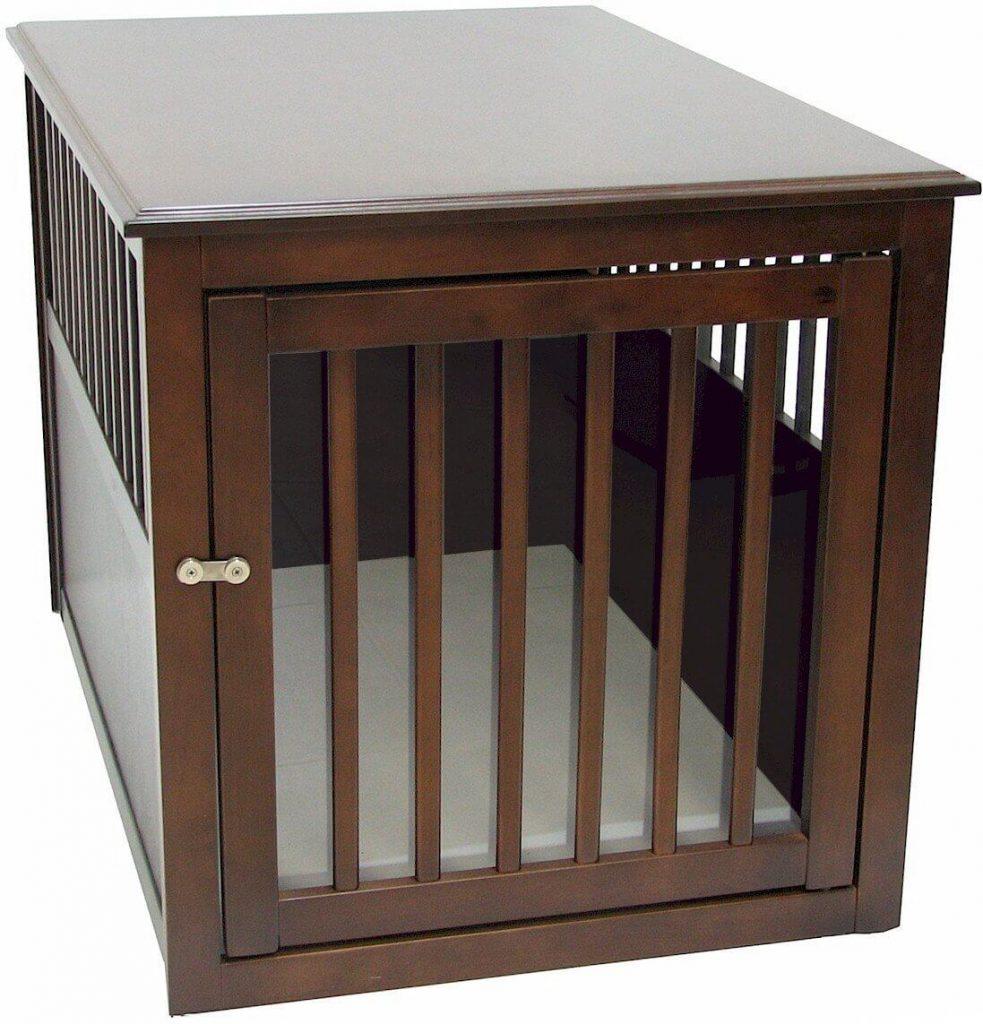 Crown Pet Prodcuts Wood Pet Crate
