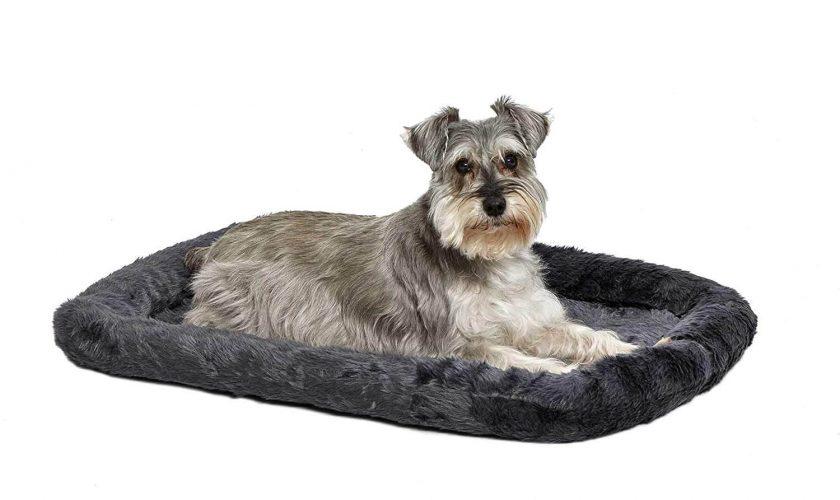 MidWest Bolster Pet Bed Medium