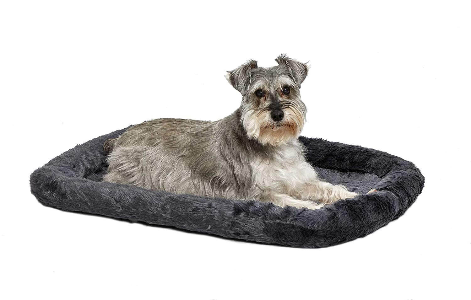 MidWest Bolster Pet Bed Medium