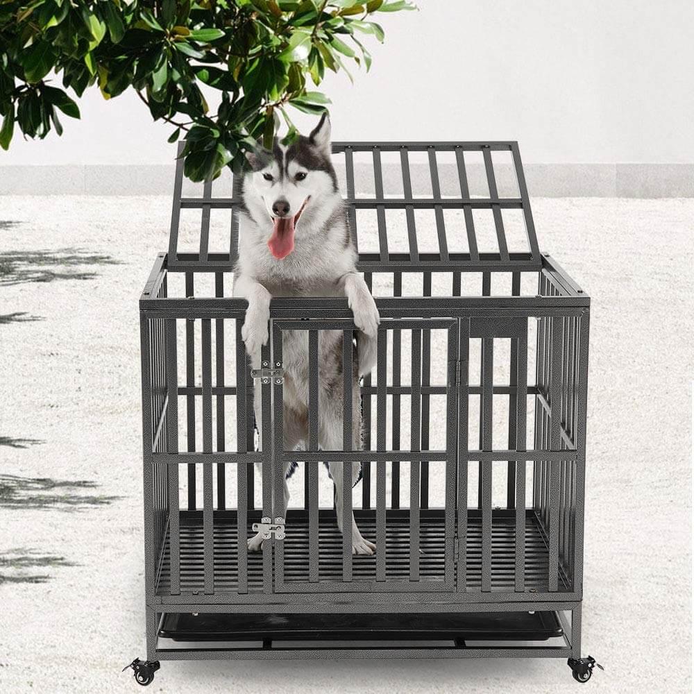 KELIXU Dog Crate