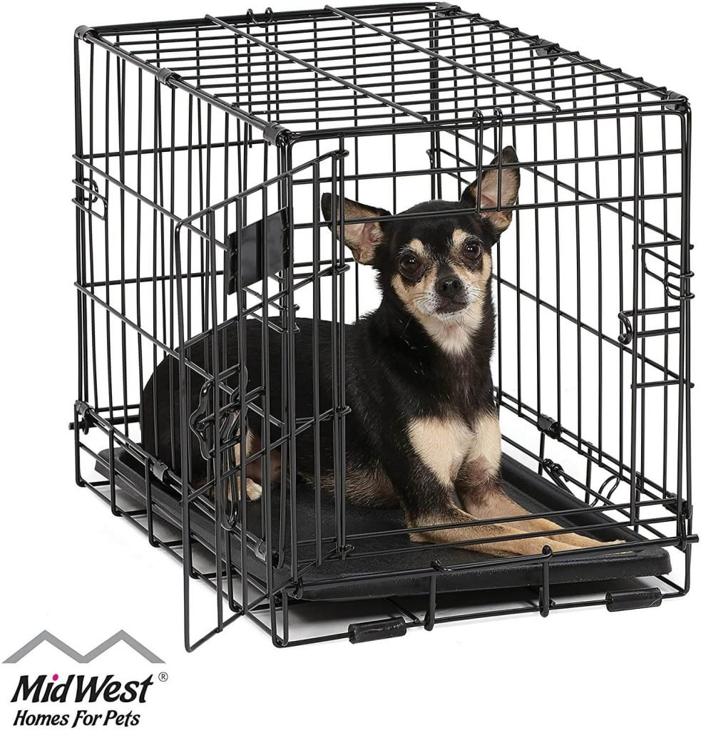 MidWest Homes for Pets 18 inch with Divider iCrate