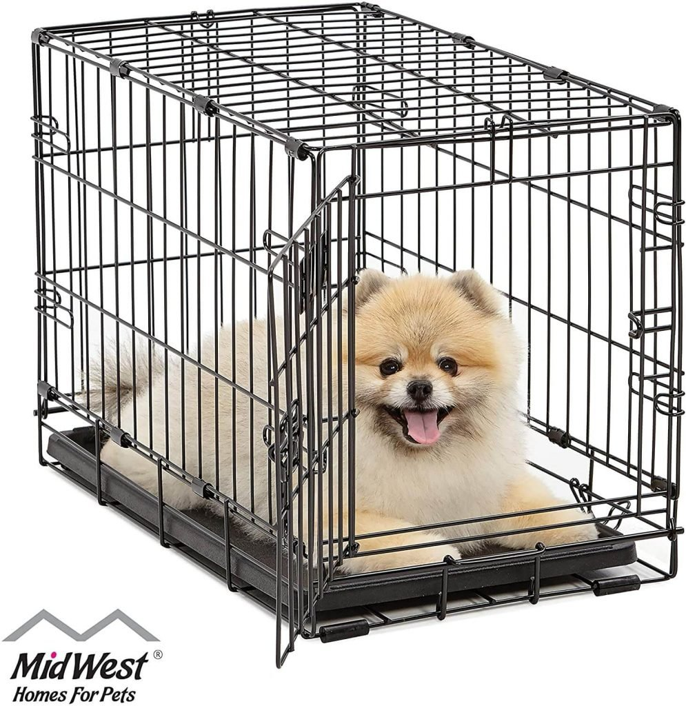 MidWest Homes for Pets 22 inch with divider iCrate