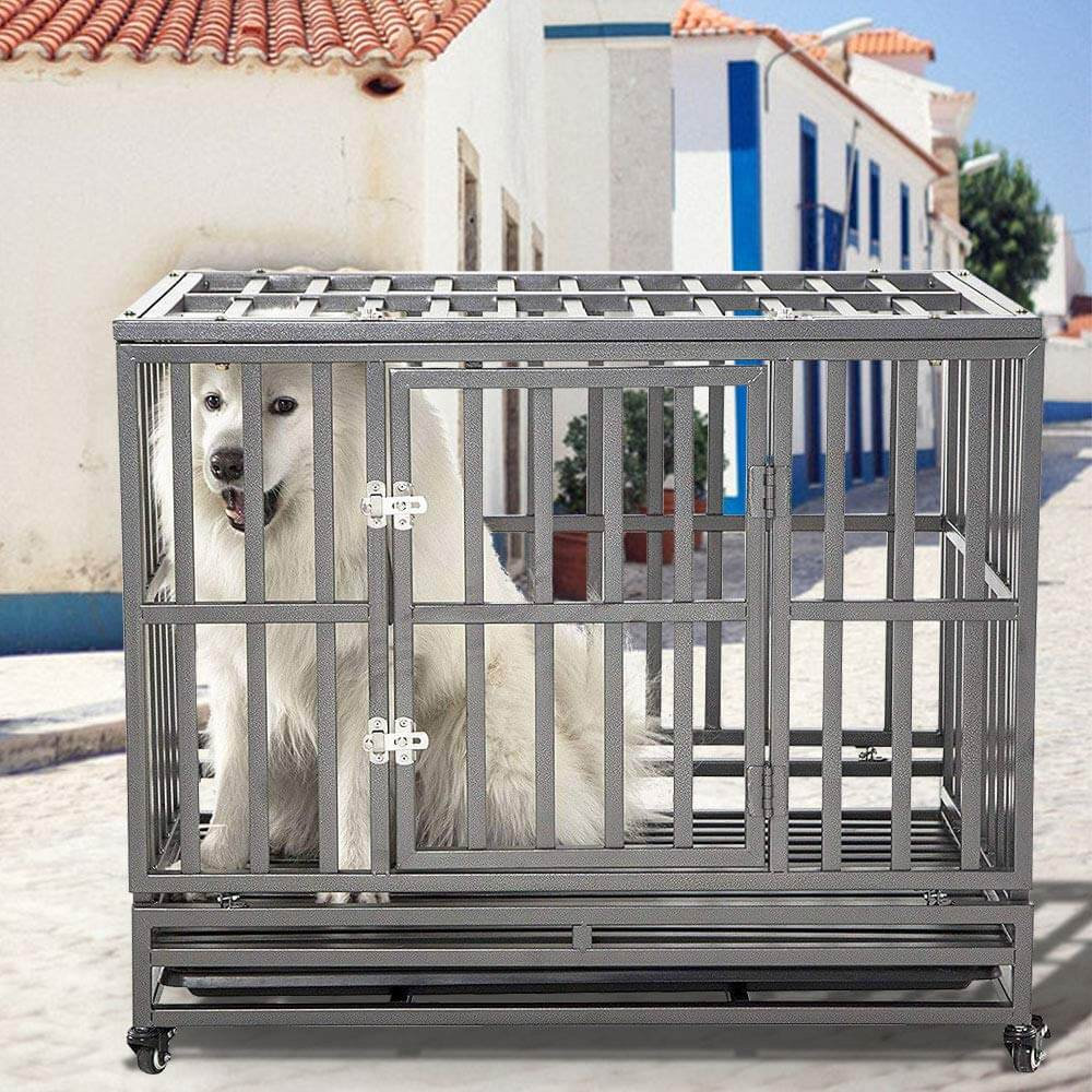 SMONTER Dog Crate