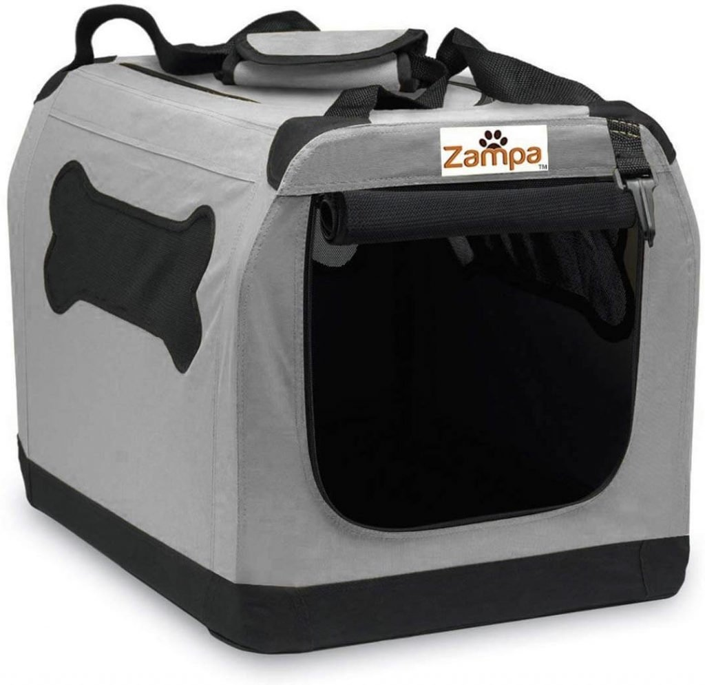 Zampa Pet Portable Crate