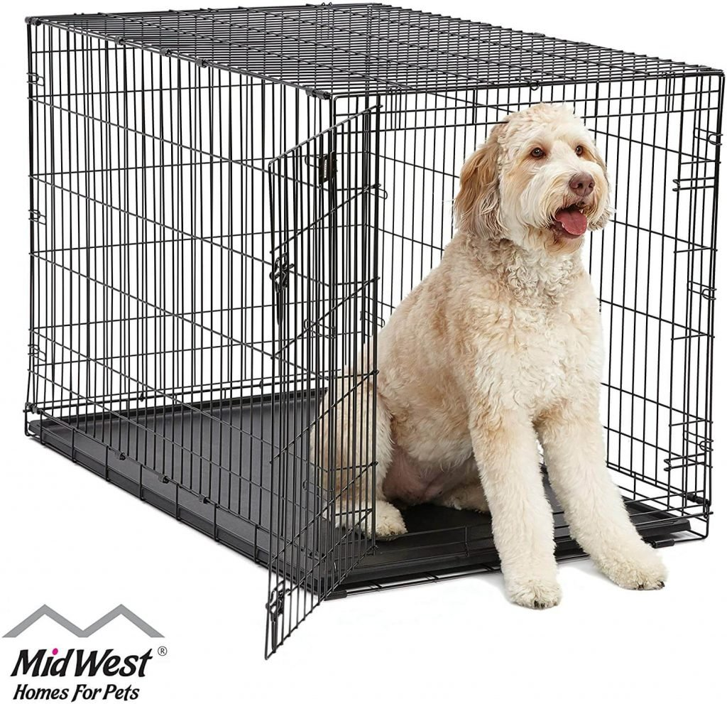 MidWestHomes for Pets 48 Inch With Divider