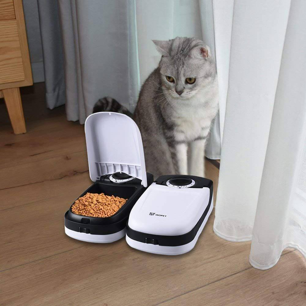 WOPET feeder cat
