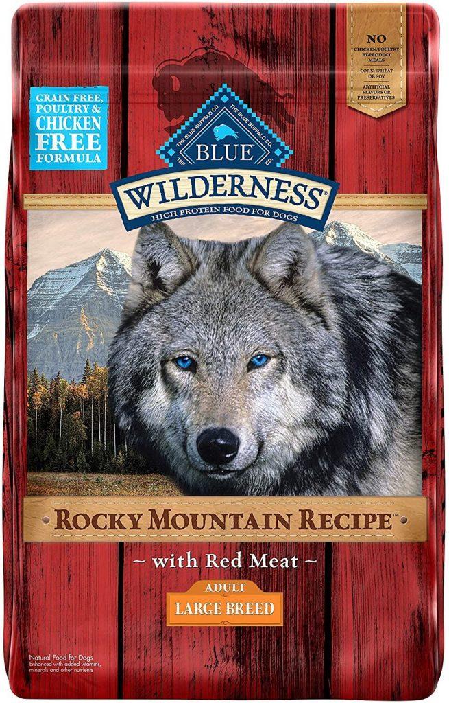 Blue Buffalo Wilderness Rocky Mountain Recipe Large Breed