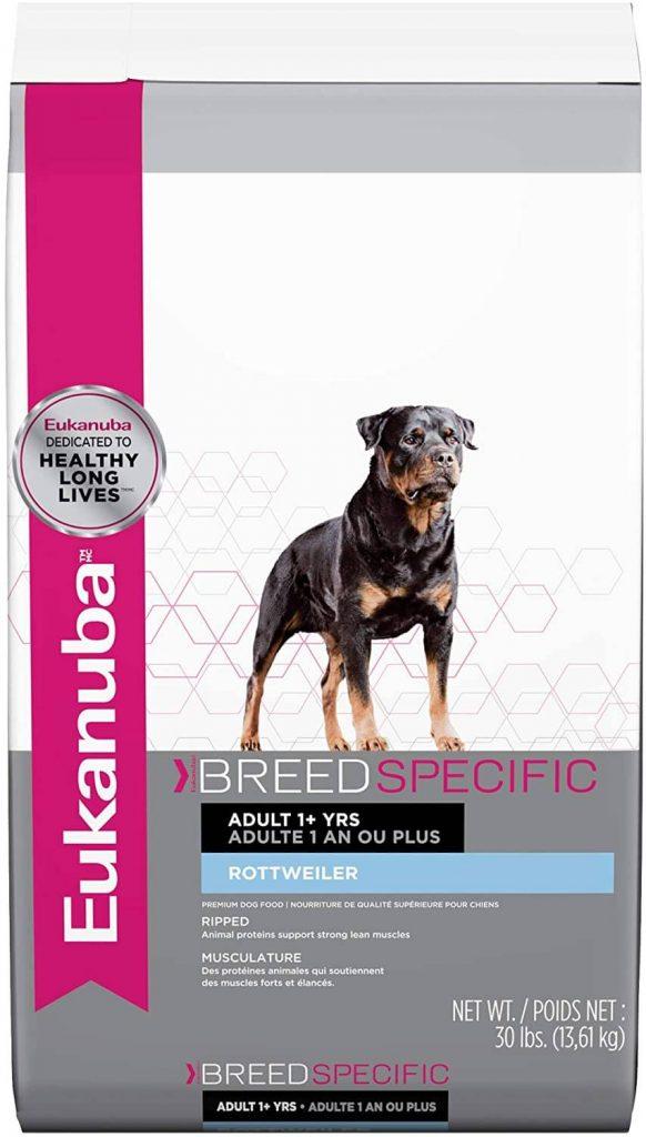 Eukanuba Breed Specific Rottweiler Dry Food