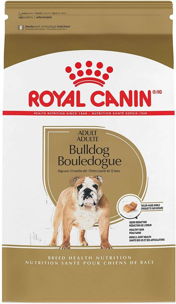 ROyal Canin Breed Health Nutirtion Bulldog
