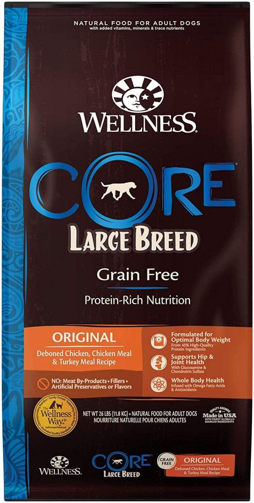 Wellness CORE Natural Grain Free Dry