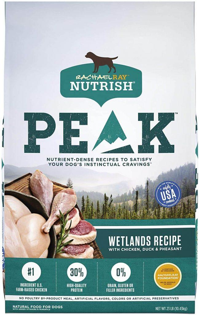 Rachael Ray Nutrish PEAK Nutrient Dense